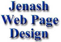 Welcome to Jenash Web Page and Site Design
